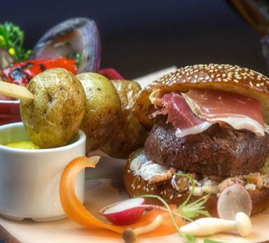 rjb Burger